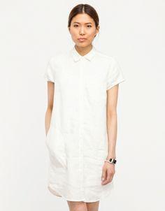 classic shirt dress // need supply