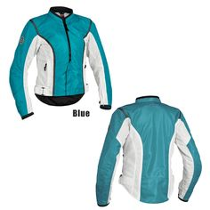 First Gear Contour Mesh Jacket For Women - Motorcycle Jackets - Jafrum
