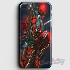 Ant Man Marvel iPhone 7 Plus Case | casefantasy