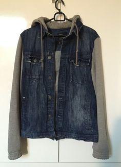 Kup mój przedmiot na #vintedpl http://www.vinted.pl/odziez-meska/kurtki-jeansowe/12564533-jeansowa-kurtka-bershka