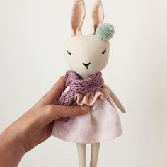 New minibunny #pastel #candycolor #bunnygirl #bunny #lapine #couleurpastel