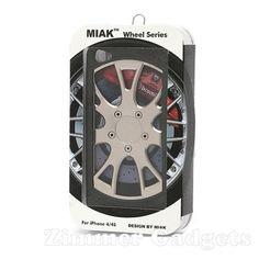 MIAK Wheel Series for iPhone 4 4S    Cara pemesanan melalui SMS/WhatsApp : 08111279777 atau LINE : zimmergadgets | www.zimmergadgets.jejualan.com