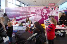 Christmas Craft Fair for Sands Charity 30/11/13