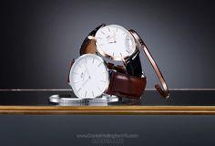 "Daniel Wellington Ra Mắt Vòng Tay ""The Perfect Match"" Daniel Wellington Classic, Perfect Match, Bling, Watches, Leather, Accessories, Jewel, Wristwatches, Clocks"