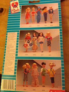 SINDY DOLL 1985 RED RAVER 43071 - underwear outfit BNIP | eBay