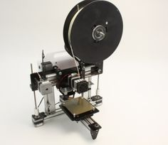 "3ders.org - Introducing open source ""Blade-1"" 3D printer from Japan 