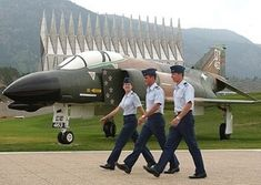 Air Force Academy, where Gary went to college before pilot training, and where he later returned and was a taught the cadets soaring in 3 different gliders. F4 Phantom, Air Force Academy, Visit Colorado, Pilot Training, Family Tv, Female Soldier, Us Air Force, Career Education, Colorado Springs