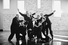 groomsmen shot...Jason I think you should have a few of these!!