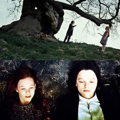 """""""Are you coming to the tree?"""" #Lily #Snape #Always"""