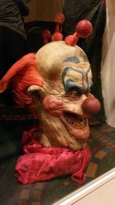 "My favorite Klown ""Ozob"" taken at #SonOfMonsterpalooza (right)"