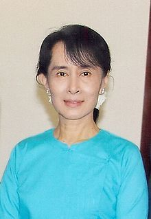 Aung San Suu Kyi - Wikipedia