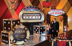 casino Party theme - Google Search