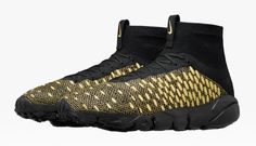 Nike Air Footscape Magista  Lion Balmain Olivier Rousteing 834905 007 UK11 EU45 #Nike #GymTrainingShoes