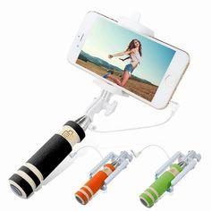 Camera Monopod Tripod Selfie Stick For iphone 4 4s 5 5s 5c 6