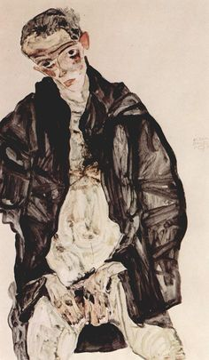 Egon Schiele The Radical Nude - The Courtauld Gallery | Shop emerging menswear at Unconventional
