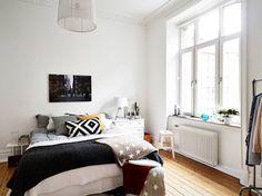 Apartamento escandinavo con sorpresa en la cocina | Decorar tu casa es facilisimo.com