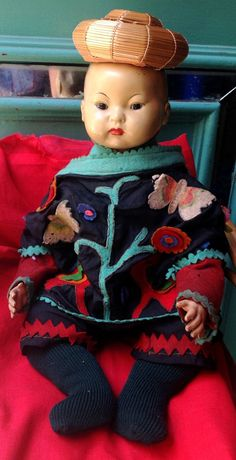 Reserve for Diane........Antique Japanese by FashionanticVintage