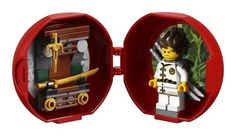 LEGO 5004916 Kai's Dojo Pod The LEGO Ninjago Movie