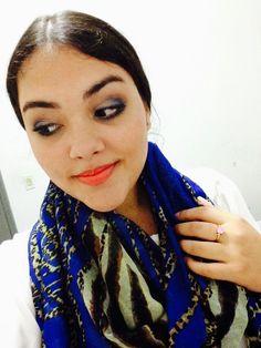 LOOK DE SÁBADO COM TÊNIS E LENÇO    por Larissa Vieira Machado   Blog da Larissa       - http://modatrade.com.br/look-de-s-bado-com-t-nis-e-len-ao