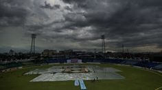 Our Funarena!: Cricket: Rains Engineer A Draw For The India-Bangladesh One-Off Test!