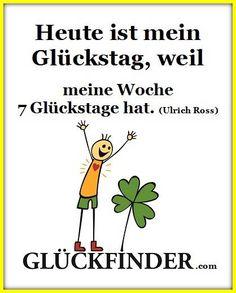 www.Glückfinder.com Glück finden, Glück, Glückfinder