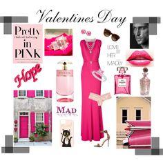 """Valentines Day"" by hbbrat on Polyvore"