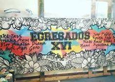 Resultado de imagen para fotos de banderas de egresados Hippie Vibes, Hippie Boho, Cool Stuff, Diy, Instagram, Ideas Para, Verses, Love Posters, Bricolage