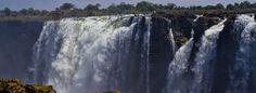 Wodospady Wiktorii - Botswana