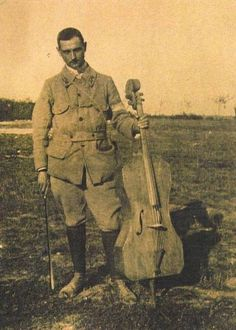 """Wartime Cello"""