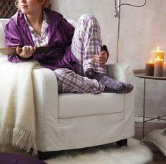 Näin vietät pyjamapäivää | Kodin Kuvalehti