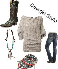 """""""Cowgirl Style"""""""
