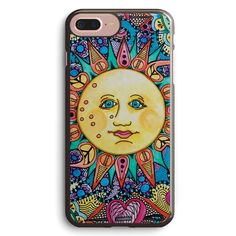 Be Happy Apple iPhone 7 Plus Case Cover ISVD223