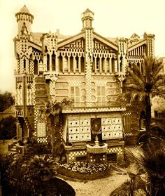 Gaudi - Casa Vicens
