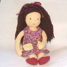Waldorf Doll. (Must make)