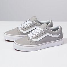 81054f58c8fc Old Skool Vans Old Skool Gray