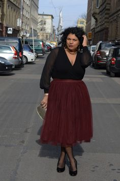 Outfit; German Curves Inspired by... - Chlencherei