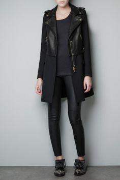 My favourite coat love Zara