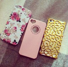 Love these! #girly #phonecase