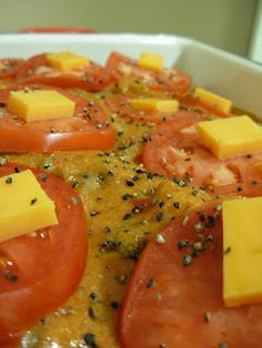 Potato, Tomato, Venison Cutlet Casserole