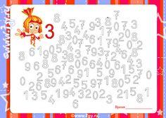 Numbers Preschool, Kindergarten Worksheets, Worksheets For Kids, Preschool Activities, Petite Section, Classroom Rules, Craft Club, Math For Kids, Teaching Kids