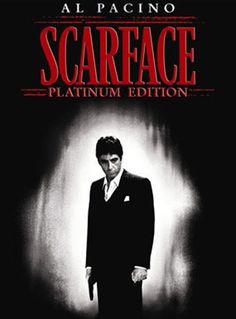 El precio del poder (Scarface) (1983) EEUU. Dir: Brian De Palma. Drama. Thriller. Mafia. Drogas. Películas de culto - DVD CINE 961 e DVD CINE 1294-II