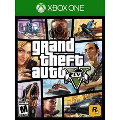 Take2 Xbox One - Grand Theft Auto V