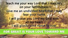 Psalm 86, I Know The Plans, Thank You Lord, With All My Heart, King Of Kings, I Am Grateful, Gods Promises, Daughter Of God, Your Name