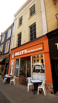 Billy's has been a breakfast and lunch hot spot of over 30 years. Vintage London, Old London, Places To Rent, London Restaurants, My Town, Deli, Ontario, The Neighbourhood, 30 Years