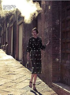 Bara Holotova by Wee Khim in Dolce   Gabbana for Nuyou Singapore April 2012  by Bilarani 79731db2194