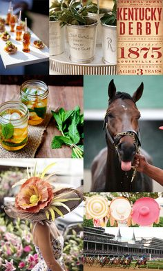 Anne Book Signature Style - Kentucky Derby