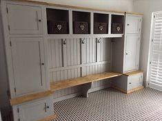 Boot Room Storage, Utility Room Storage, Porch Storage, Hallway Storage, Cupboard Storage, Built In Storage, Storage Cabinets, Cloakroom Storage, Hallway Designs