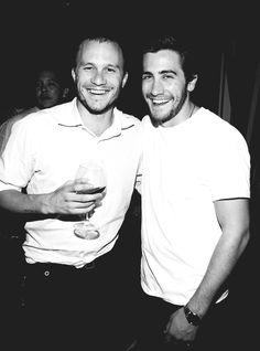 Heath Ledger & Jake Gyllenhal
