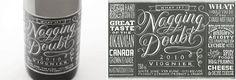 Tipografía   Typography _ Nagging Doubt Wines