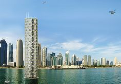 Luca Curci Architects envisions a living Vertical City powered by the sun | Inhabitat - Sustainable Design Innovation, Eco Architecture, Green Building